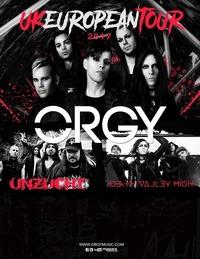 Orgy / Unzucht / Death Valley High@Viper Room