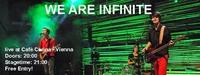 We Are Infinite live at Cafè Carina [+H2G]@Café Carina