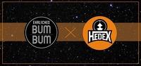 BUM BUM pres. HEDEX (UK) - Graz@P.P.C.