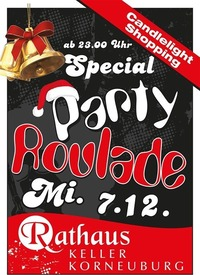 X-Mas Party Roulade - Generation 25+@Rathaus Café-Bar