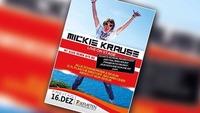 Sonderöffnungstag : Mickie Krause live on Stage@Disco P2