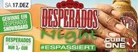 Desperados - Party@Cube One