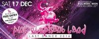 Pink Elephant Land – Last Dance 2016@Bollwerk