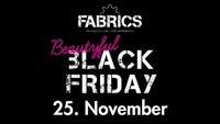 Black Friday Party!@Fabrics - Musicclub