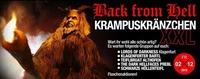 BACK from HELL – Krampuskränzchen XXL@Bollwerk Klagenfurt