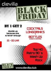 Black Friday Party in der Villa@Die Villa - musicclub