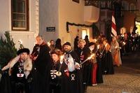 Großer Mittelalterlicher Umzug Weihnacht Klausen@Klausen Chiusa