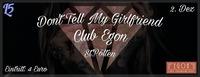 Don`t Tell My Girlfriend// 02.12 // St.Pölten@Musikcafe Egon