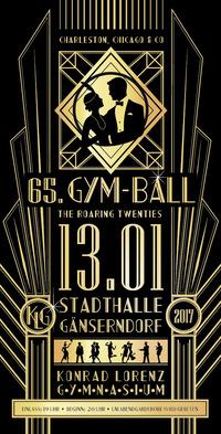 65. Schulball des Konrad Lorenz Gymnasiums: The Roaring Twenties: Charleston, Chicago & Co@Stadthalle Gänserndorf