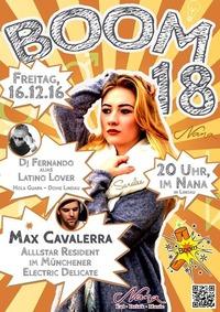 BOOM 18 | mit Max Cavalerra@Lindau - Nana