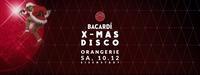 Bacardi X MAS Disco@Orangerie Eisenstadt