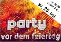 Party vor dem Feiertag@Mausefalle