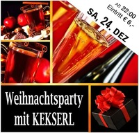Weihnachtsparty ab 22 Uhr@Mausefalle