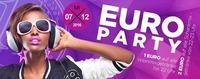 EURO PARTY@Baby'O