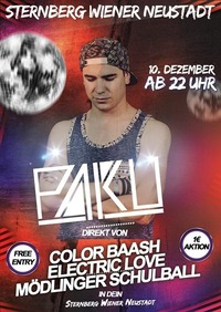 PaKu - Saturday Night Club@Club Sternberg