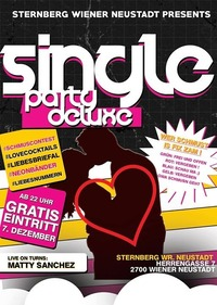 Single Party *Deluxe*@Club Sternberg