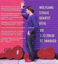 Wolfgang Schalk Quartet@Smaragd