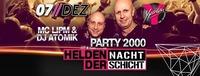 Party 2000 - Helden der Nachtschicht@Ypsilon