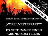 Vorsilvesterparty@Partymaus Wörgl