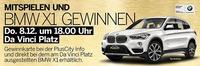 Verlosung BMW X1@Plus City