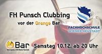 FH Punsch Clubbing vor der Orange Bar@Orange Bar
