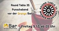 Round Table 35 Punschabend vor der Orange Bar@Orange Bar