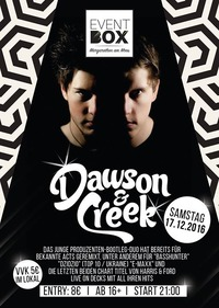 Dawson & Creek@The Cube Disco