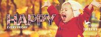 HAPPY - Die Freitagsfeierei@Platzhirsch