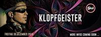 Klopfgeister LIVE im GEI Musikclub, Timelkam@GEI Musikclub