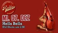 Hells Bells!@Rockys Music Bar