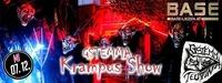 Gstemma Krampus Show@BASE