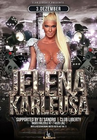 Jelena Karleusa LIVE - Club Liberty@Club Liberty