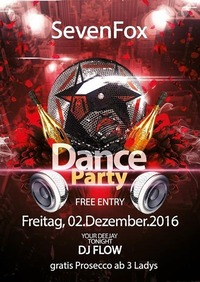 CLUB DANCE #friday@SevenFox