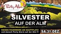 Silvester auf der ALM@Party Alm Hartberg