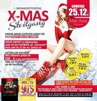 X-MAS Steilgang (1. Weihnachtsfeiertag)@Vulcano