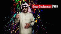 Omar Souleyman   WUK Wien@WUK