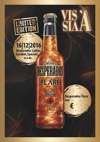 Desperados FLARE Party @Vis A Vis