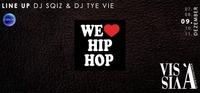 WE  HIP HOP vol.6@Vis A Vis
