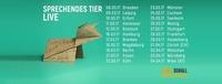 Marcel Brell - Wien / Sprechendes Tier Live Tour 2017@Chelsea Musicplace