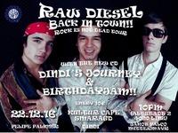 Raw Diesel im Smaragd@Smaragd