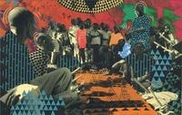 Loverdoze pres. The African Hustle #1@Smaragd