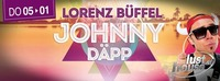 Lorenz Büffel - Johnny DÄPP live@Lusthouse