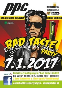 Das Beste aus 6 Jahren BAD TASTE PARTY im ppc!@P.P.C.