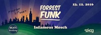 Beats'n'Harmony w/ Forrest Funk & Infamous Mosch@Kulturwerk Sakog