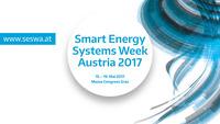 Smart Energy Systems Week Austria 2017@Grazer Congress