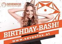 B-DayBash #free Vodka@SevenFox
