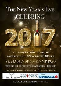 The New Year´s Eve Clubbing@Gotischer Keller