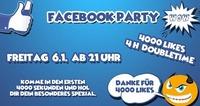 Orange Bar •• 4000 Fans •• Facebook Party@Orange Bar