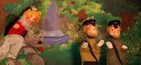 Friedburger Puppenbühne - Kasperl und die Hundepolizei@Oval