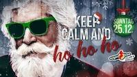 Keep Calm & HO HO HO@Sugarfree